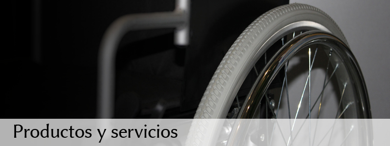Productos y servicios - Ortopedia Zamorana
