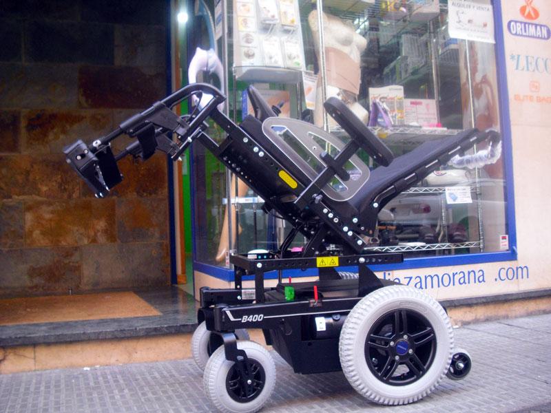 Silla de ruedas en Zamora - Otto bock 400