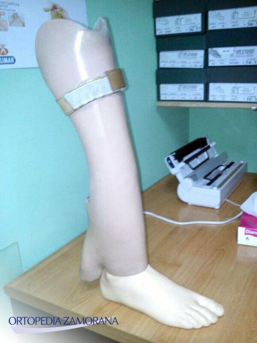 Protesis - Ortopedia Zamorana