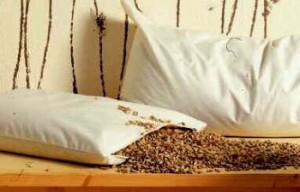Almohada de semillas Ortopedia Zamorana