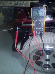 Reparación silla de ruedas