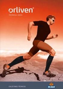 Calcetín para deportistas