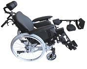 Silla de ruedas multiposicional