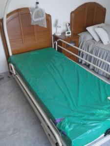 Ventajas de una cama articulada con carro elevador