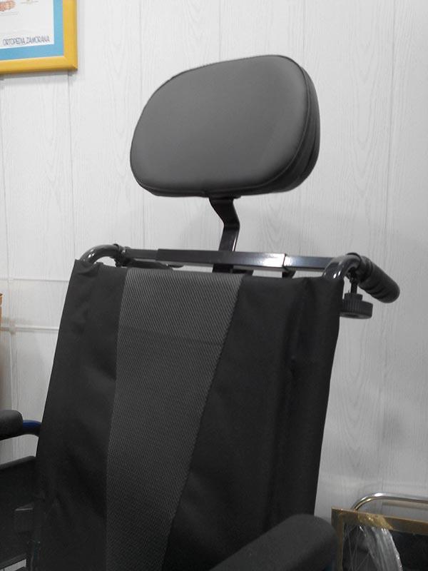 Reposacabezas para silla de ruedas ortopedia zamorana - Reposacabezas silla de ruedas ...