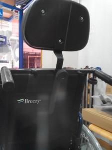 Reposacabezas para silla de ruedas