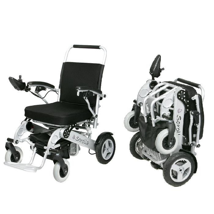 C mo elegir una silla de ruedas el ctrica ortopedia zamorana Silla de ruedas electrica